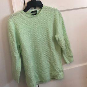 J-crew sweater. Never been worn.